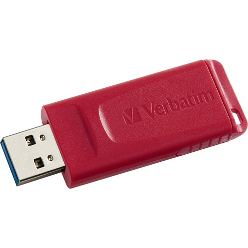 Verbatim 4GB Store 'n' Go USB Flash Drive - Red