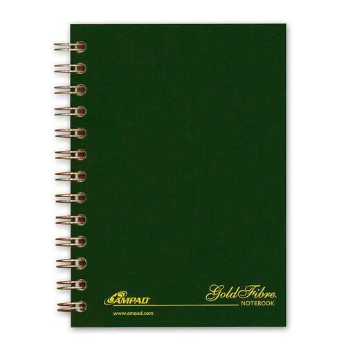 Esselte 20-801 Gold Fibre Personal Compact Notebooks
