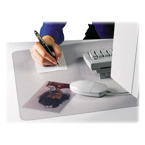 Artistic Products KrystalView Frosted Desk Pads