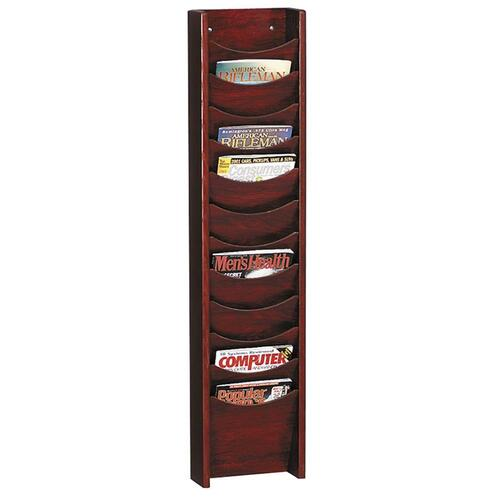 Buddy 12 Pockets Literature Display Rack