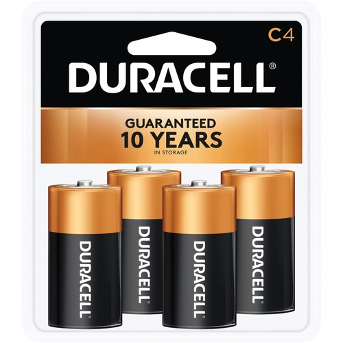 Duracell MN1400R4Z C Size Alkaline General Purpose Battery