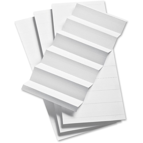 picture relating to Pendaflex Printable Tab Inserts identify Pendaflex 1/3 Slice Putting Document Increase Strips --ESS343