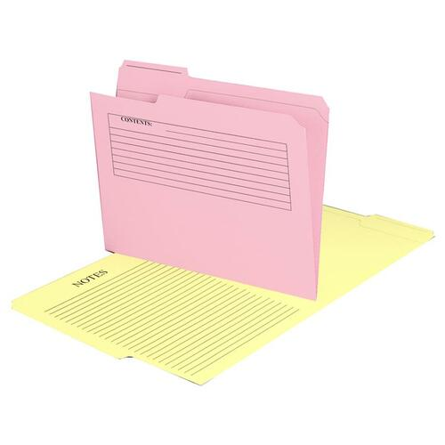 Esselte Pendaflex Printed Notes Folder
