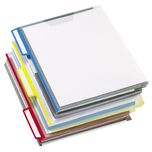 Esselte Pendaflex Pilesmart View Folder With Write-on-Tabs