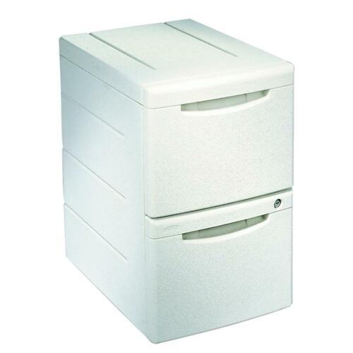 Iceberg WorkManager Desk Height Mobile Pedestal File