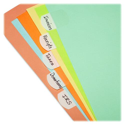 Lee Removable Hefty Index Tabs | by Plexsupply