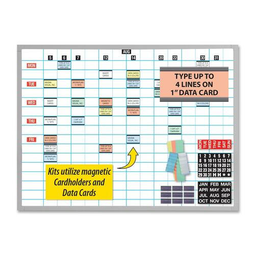 Magna Visual Magnetic Work Plan Kit