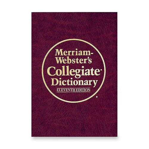 Merriam-Webster 10th Annual Collegiate Dictionary Eleventh Edition