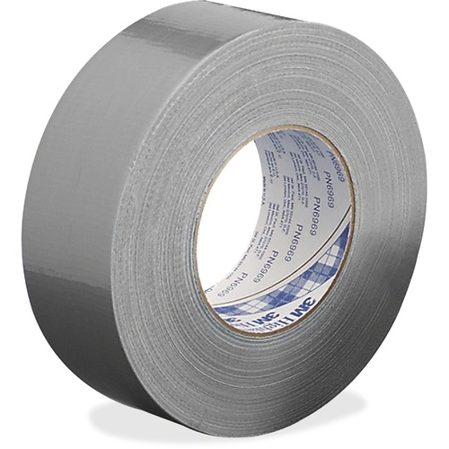 Duct tape, 24mmx55m, polyethylene coated, adhesive, sold as 1 roll, 24 roll per roll
