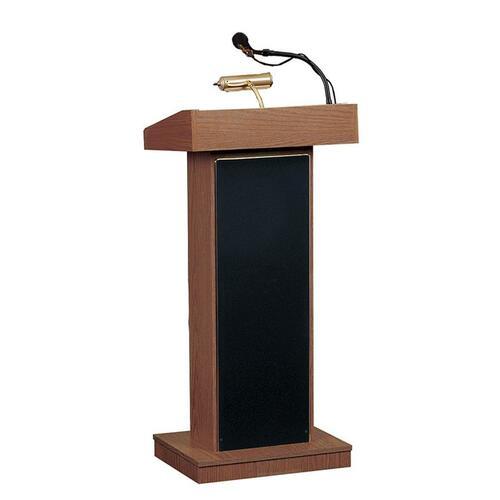 Oklahoma Sound Corporation Orator Standard Height Lectern
