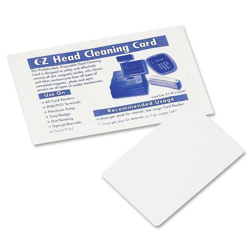 PM Cleaning Swipe Card