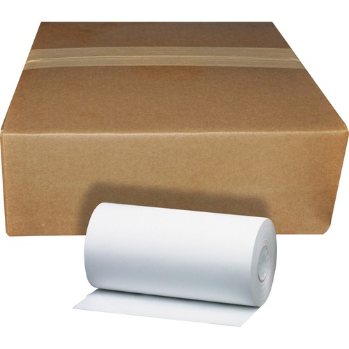 PM Company One-ply Portable Thermal Printer Rolls | by Plexsupply