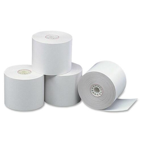 "Direct Thermal Printing Thermal Paper Rolls, 2.31"" x 200 ft, White, 24/Carton 