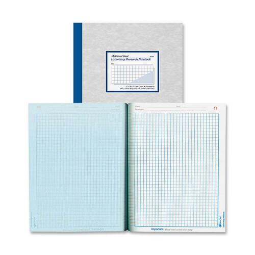 Rediform Laboratory Research Notebooks   by Plexsupply