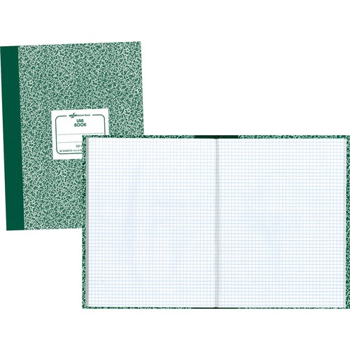 Rediform Lab Composition Notebook | by Plexsupply