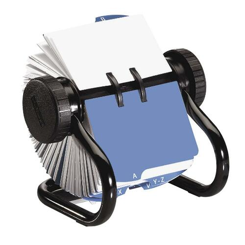 Rolodex Rotary Combination Business Card File ROL67263