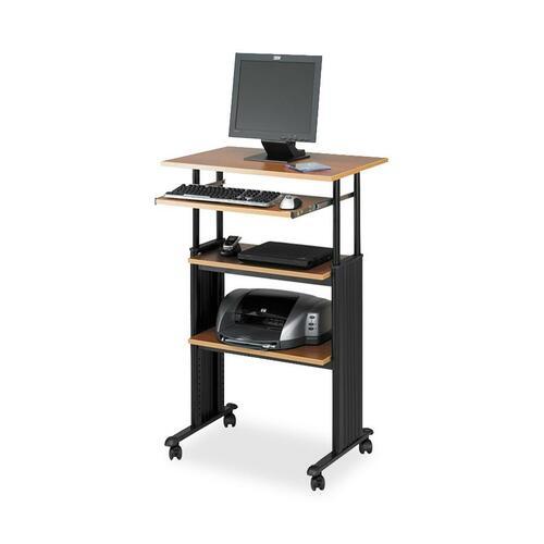 Safco Adjustable Stand-Up Workstation