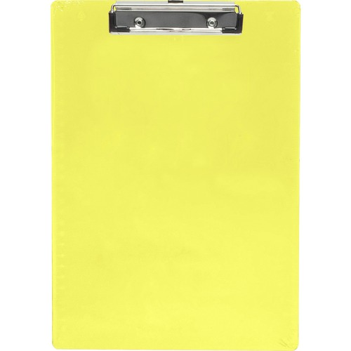 Saunders Neon Plastic Clipboards | by Plexsupply