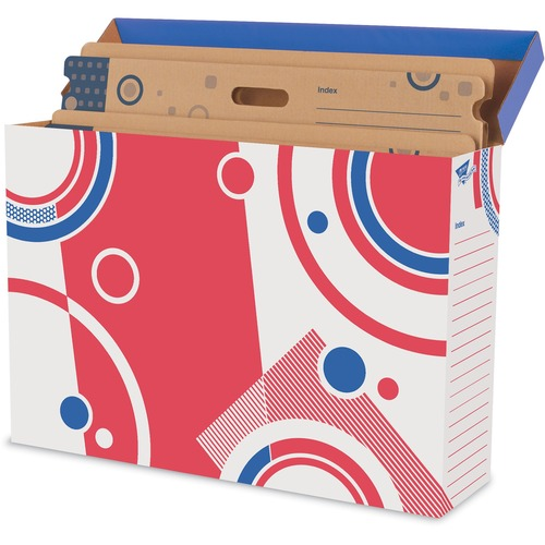 Trend Bulletin Board Storage Boxes | by Plexsupply