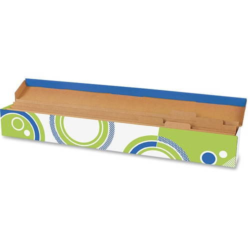 "File 'n Save System Storage Box for Trimmers, 39.5"" x 5"" x 5"", Bright Stars Design 
