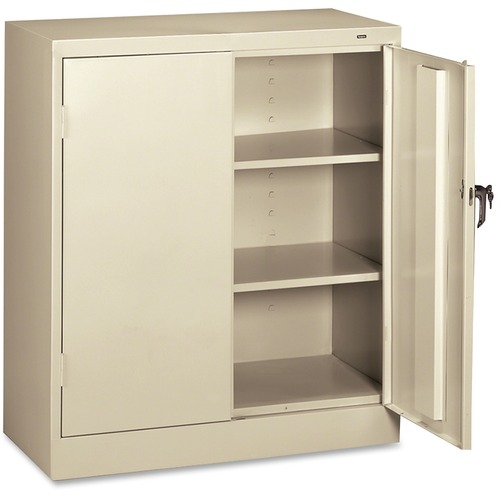 Tennsco Counter-High Storage Cabinets | by Plexsupply