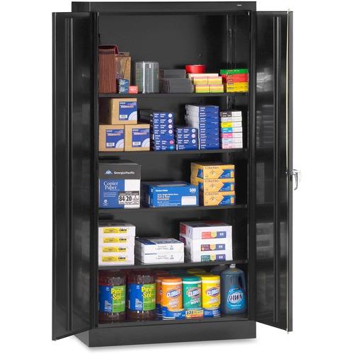 Tennsco Full-Height Standard Storage Cabinets | by Plexsupply