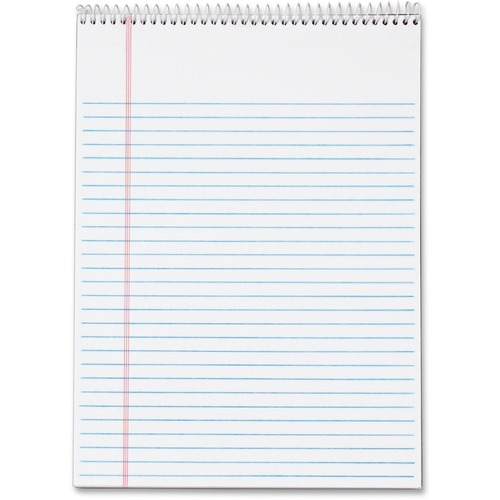 Tops Docket Wirebound Legal Writing Pads | by Plexsupply