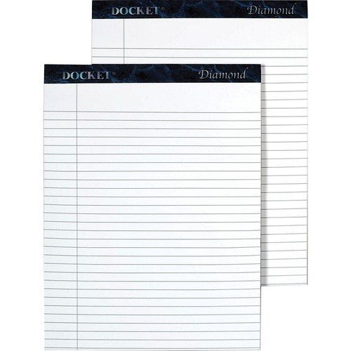 Tops Docket Diamond Notepads | by Plexsupply