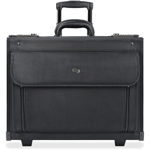 US Luggage Ballistic Rolling Computer Catalog Case | by Plexsupply