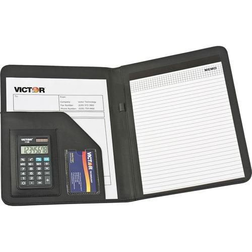 Victor Professional Pad Holders w/ Calculators | by Plexsupply