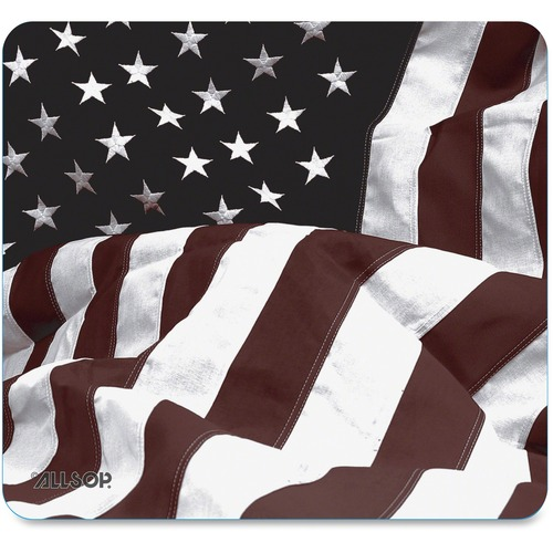 Allsop US Flag Mouse Pad