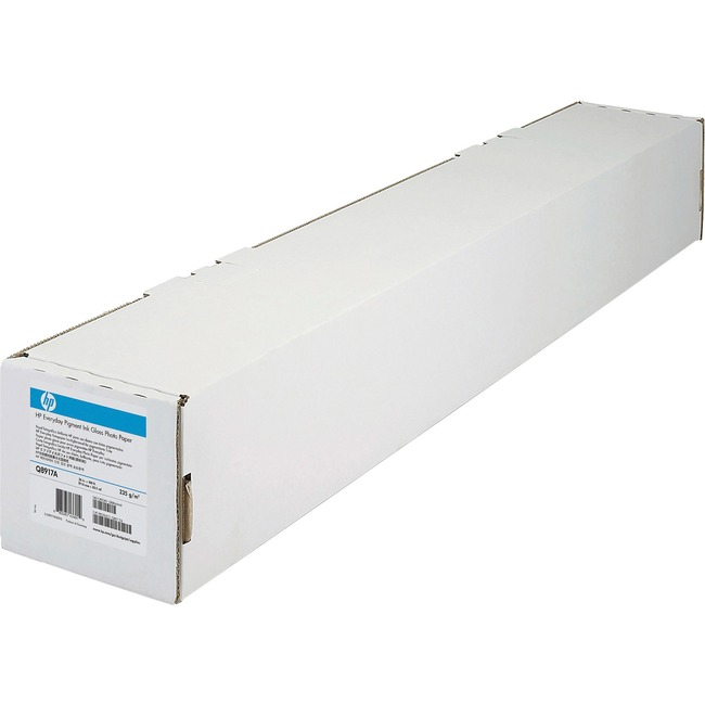 """HP Heavyweight Coated Paper 24"""" x 100 ft, 6 mil, White (C6029C)"""