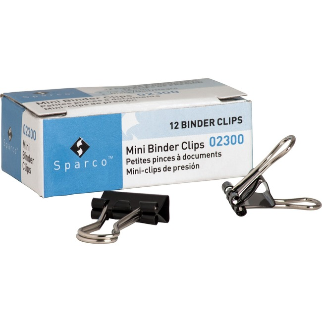 SPR02300 Sparco Binder Clip