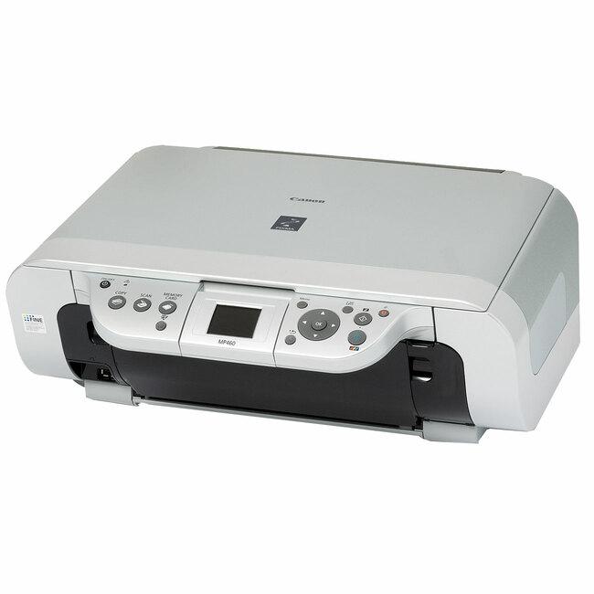 драйвера на принтер canon mp460