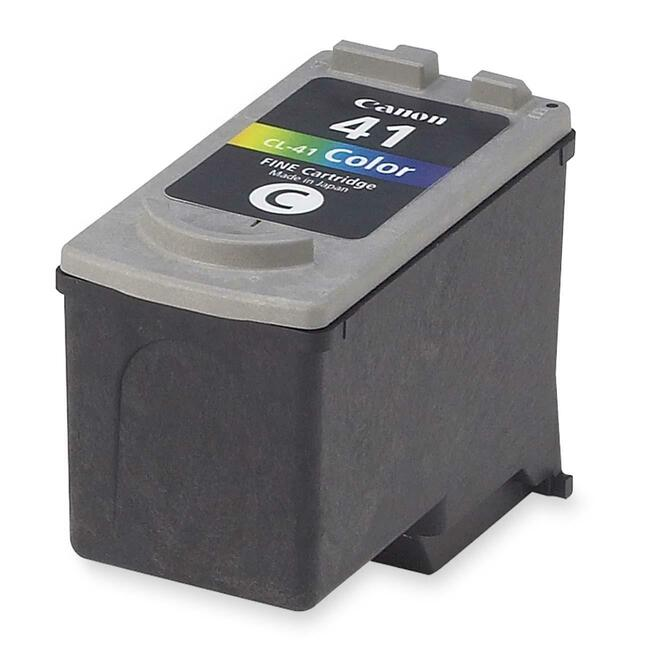Canon Tri Color Ink Cartridge