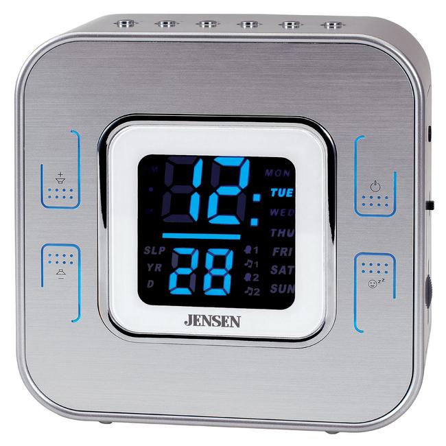 Audiovox Jensen JCR-266 Clock Radio