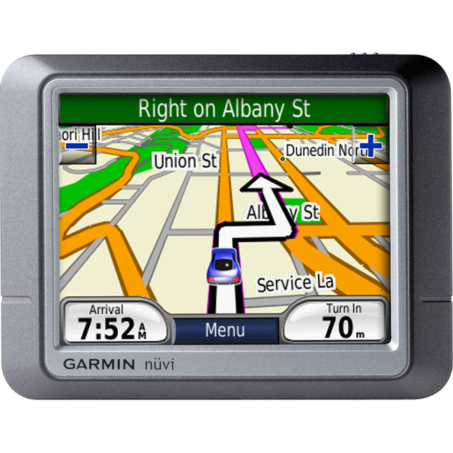 Garmin nuvi 260 Automobile Portable GPS Navigator