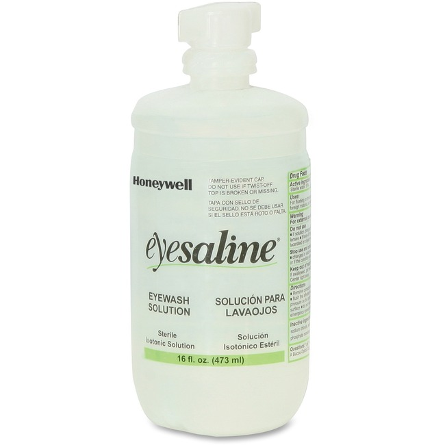 Sperian Eyesaline Eyewash Refill
