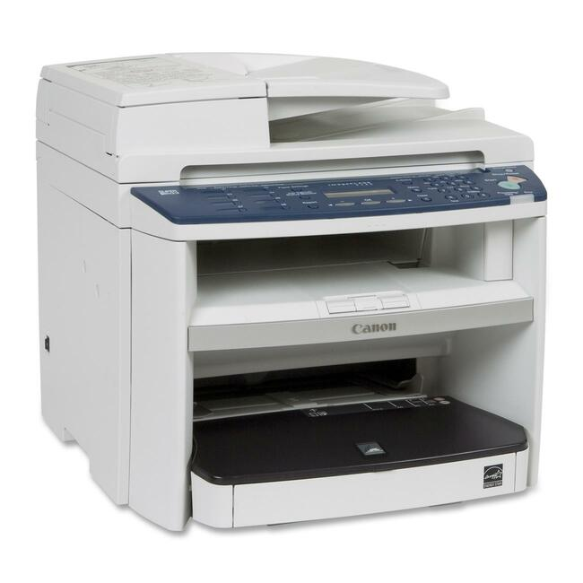 Canon imageCLASS D480 Laser Multifunction Printer - Monochrome - Plain Paper Print - Desktop