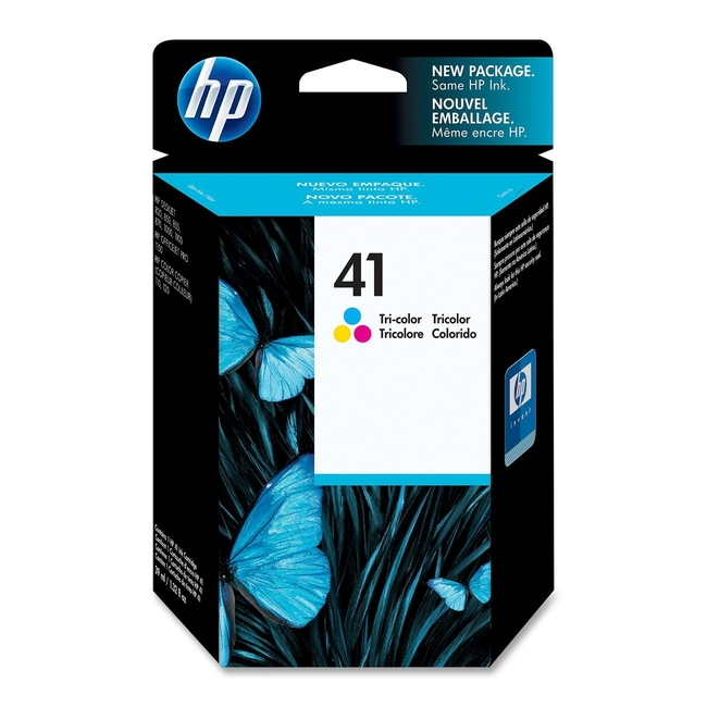 HP 41 Tri-color Ink Cartridge