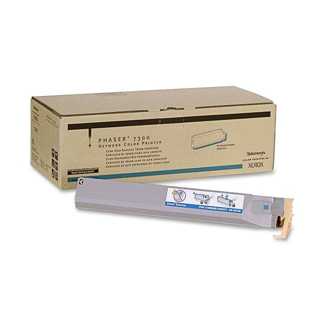 Xerox High-capacity Cyan Toner Cartridge