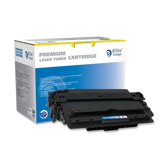 Elite Image Remanufactured HP 16A Laser Toner Cartridge
