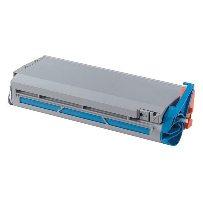 Oki Cyan Toner Cartridge