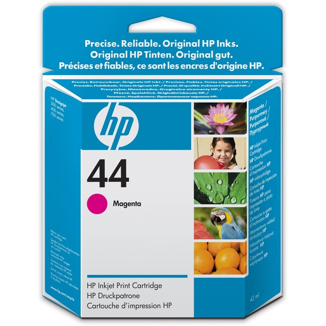 HP 44 Magenta Ink Cartridge