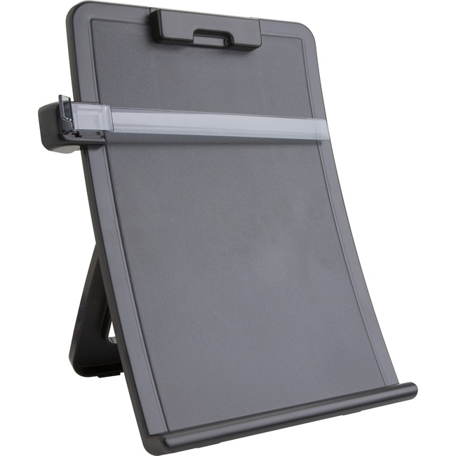 Sparco Copy Holder with Document Clip