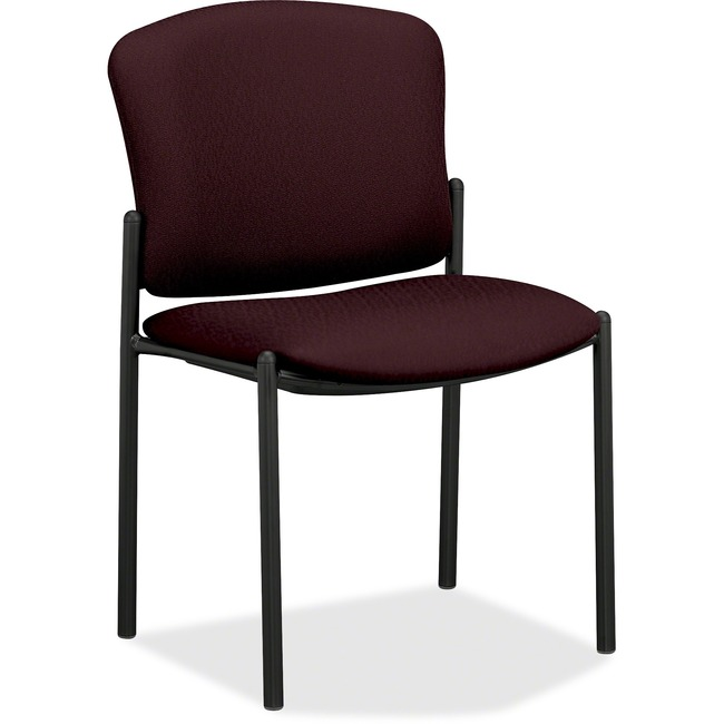 HON Pagoda 4070 Series 4073 Armless Stacking Chair