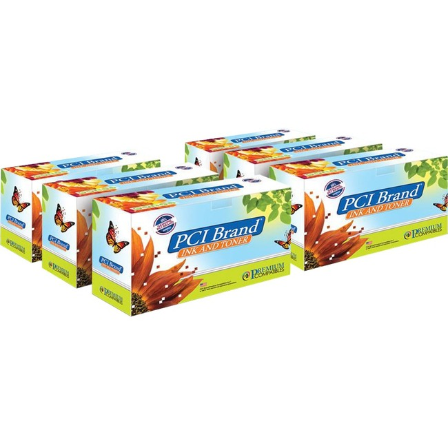 Premium Compatibles Black Toner Cartridge