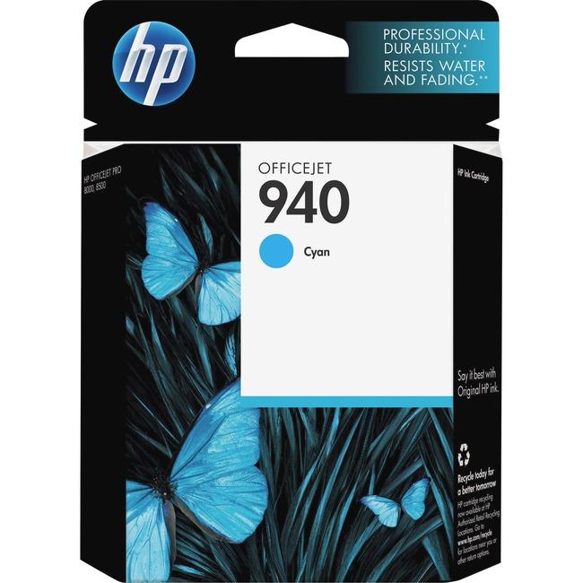 HP INC. - INK 940 CYAN OFFICEJET INK CARTRIDGE