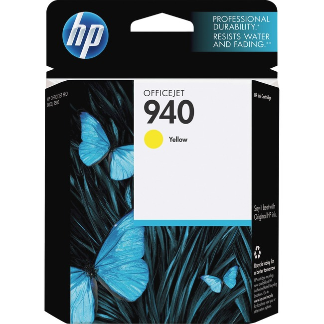 HP INC. - INK 940 YELLOW OFFICEJET INK CARTRIDGE