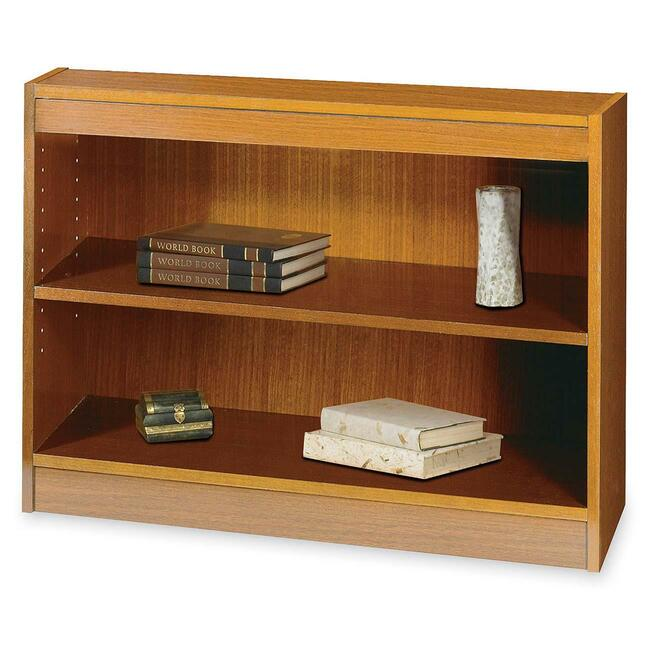 Safco Square Edge Bookcase